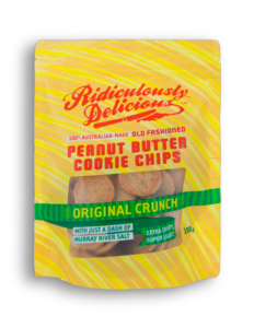 Ridiculously Delicious Cookie Chips - Original