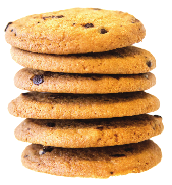 Cookie Chip Stack